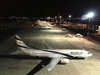 Самолеты, заходящие на посадку в Израиле, перенаправляются в аэропорт Рамон