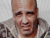 Полиция вновь просит о помощи в розыске 45-летнего Хадара Гаашена