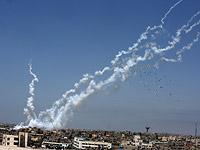 ЦАХАЛ: из 1600 ракет, выпущенных из Газы, 400 упали в секторе