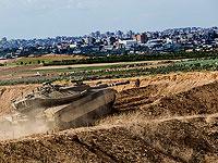 ЦАХАЛ: на границе Газы атакована еще одна группа боевиков ХАМАСа