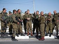 Начальник Генштаба распорядился об отправке еще трех батальонов в Иудею и Самарию