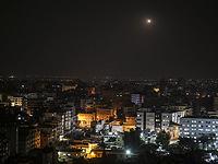 Ракетный обстрел Ашкелона из Газы