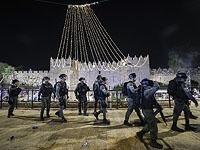 Возобновились беспорядки рядом с Шхемскими воротами в Иерусалиме