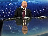 """Путин """"разместил"""" палестино-израильский конфликт возле российских границ"""