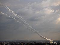 Из сектора Газы были запущены две ракеты в сторону израильской территории