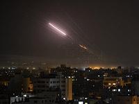 ЦАХАЛ: с 19:00 субботы по 07:00 воскресенья из Газы было выпущено около 120 ракет, 11 из них упали в секторе