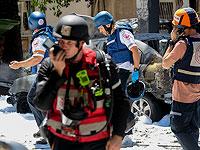 МАДА: множество раненых в результате обстрелов около границы Газы, четверо в тяжелом состоянии