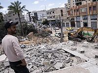 Минтруда Газы: ущерб, причиненный сектору, оценивается в 150 миллионов долларов