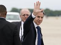 В Израиль прибыл государственный секретарь США Энтони Блинкен