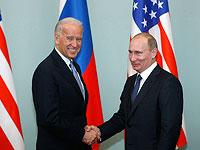 Встреча Байдена и Путина в 2011 году