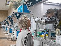 СМИ: тесты на короновирус в аэропорту Бен-Гурион будут стоить 80 шекелей