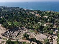 В Ашкелоне раскопана крупнейшая базилика римского периода