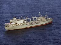 Иранский корабль Kharg