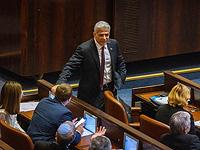 Яир Лапид сообщил президенту об успешном завершении коалиционных переговоров