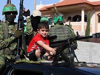 """Через две недели после завершения операции """"Страж стен"""" ХАМАС набирает в Газе новобранцев"""