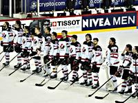 Чемпионат мира по хоккею. Расписание полуфиналов
