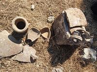 """В Западной Галилее с поличным задержаны """"черные археологи"""""""