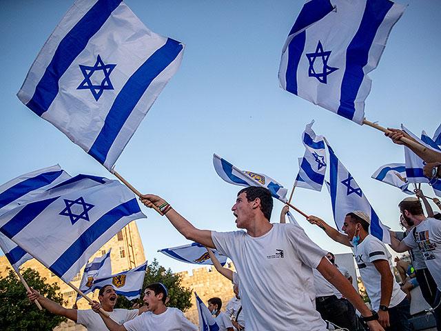 "Полиция: дату и место проведения ""Марша с флагами"" определит правительство"