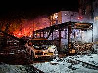 """Компания """"Эгед"""" отметила заслуги водителя Алексея Салонского, спасшего десятки жизней во время ракетного обстрела"""