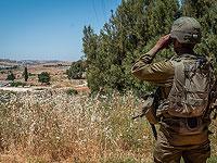 Задержан один из нарушителей границы, проникших в Израиль из Ливана