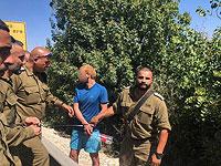 Задержанный нарушитель границы. 7 июня 2021 года