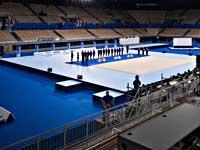 Чемпионат Европы по художественной гимнастике. Израильские юниорки завоевали две бронзовые медали