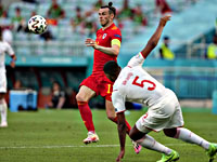 В Баку сборные Швейцарии и Уэльса сыграли вничью