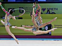 Художественная гимнастика. Израильтянки стали чемпионками Европы