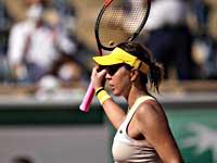 Анастасия Павлюченкова вышла в полуфинал Открытого чемпионата Франции
