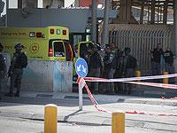 """Попытку теракта около КПП """"Хизмэ"""" предприняла 19-летняя жительница Абу Диса"""