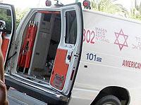 На шоссе 505 столкнулись два автомобиля с палестинскими номерными знаками, погибла женщина