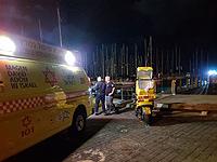 На одном из пляжей Тель-Авива едва не утонул пятилетний мальчик; он в критическом состоянии