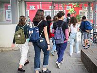 Минздрав распорядился вернуть в школах Модиина и Биньямины обязательное ношение масок