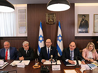 Иран, Мерон и коронавирус: в Иерусалиме проходит первое заседание правительства