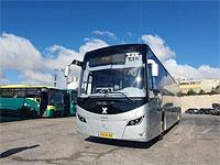 """Автобусы бизнес-класса в Эйлат: """"Эгед"""" вышел на новый уровень комфорта"""