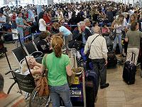 """""""Кан"""": в минувшую пятницу более 2880 прилетевших в """"Бен-Гурион"""" были пропущены в страну без проверки на коронавирус"""