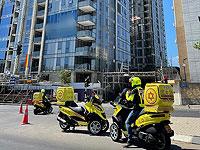 В результате падения грузового лифта на стройке в Тель-Авиве погиб рабочий