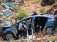 Автомобиль Май Афаны после попытки нападения, 16 июля 2021 года