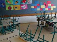 В Харише задержан школьный учитель за угрозы в адрес пятиклассников