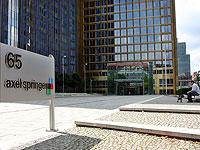 Глава медиаимперии Axel Springer: те, кому мешает флаг Израиля над зданием корпорации, может искать новую работу