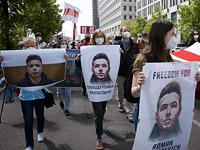 BBC со ссылкой на родственников: в Минске Софью Сапегу и Романа Протасевича перевели под домашний арест