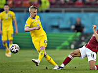 Австрийцы победили украинцев и вышли в плэй-офф