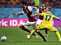 Украинцы проиграли сборной Австрии. Австрийцы сыграют с итальянцами