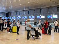 Еще 24 пассажира сняты с рейса, вылетавшего из Израиля в Россию