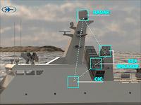 Rafael представил ракетную систему 5-го поколения Sea Breaker