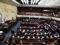 Кнессет продлил на 5 месяцев закон об особых полномочиях по борьбе с эпидемией