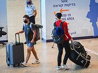 Рейс в Санкт-Петербург вылетел из Израиля с 22 пассажирами на борту