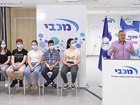 Коронавирус в Израиле: за неделю выявлено около 1900 зараженных, ни один больной COVID-19 не умер