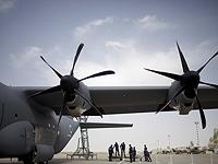 В Израиле впервые совершил посадку самолет ВВС Марокко