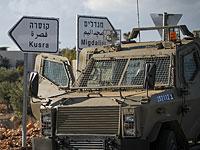 Maan: в результате столкновений в районе Кусры пострадали около 50 палестинских арабов
